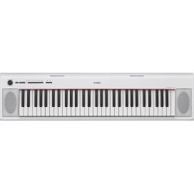 YAMAHA NP12WH DIGITAL PIANO 61 KEYS WHITE