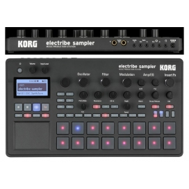 KORG ELECTRIBE2 S GROOVE BOX SAMPLER