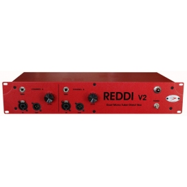 A DESIGNS REDDI V2 DUAL MONO TUBE DIRECT BOX