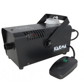 KARMA DJ701 MACCHINA DEL FUMO 700W CON COMANDO A FILO