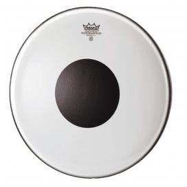 REMO CS-0313-10 CONTROLLED SOUND TRASPARENTE CON DOT NERO
