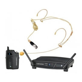 AUDIO TECHNICA ATW-1101 + ILIVE RADIO CON ARCHETTO CON CONNETTORE HRS4F