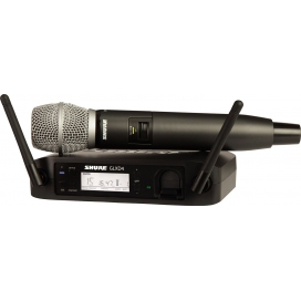 SHURE GLXD24E/SM86 SISTEMA RADIO DIGITALE A MANO