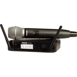 SHURE GLXD24E SM86 SISTEMA RADIO DIGITALE A MANO