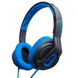 SOUL TRANSFORM EL BLUE STEREO HEADPHONES