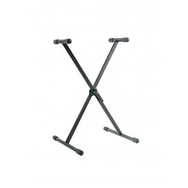 K&M 18930-70-55 KEYBOARD X STAND BK