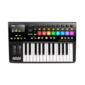 AKAI ADVANCE 25 CONTROLLER USB/MIDI