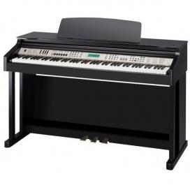 ORLA CDP45 PIANO DIGITALE CON MOBILE NERO LUCIDO CON ACCOMPAGNAMENTI