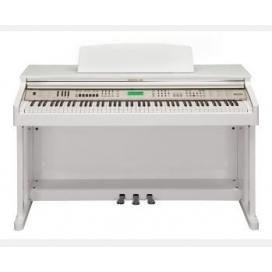 ORLA CDP45 PIANO DIGITALE CON MOBILE WHITE BIANCO LUCIDO CON ACCOMPAGNAMENTI