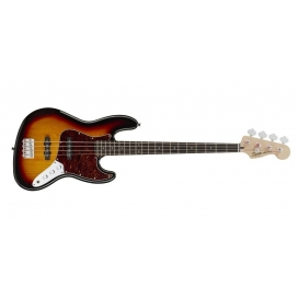 SQUIER JAZZ BASS VINTAGE MODIFIED 3C SUNBURST