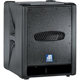 DB TECHNOLOGIES SUB 12D SUBWOOFER ATTIVO 800W