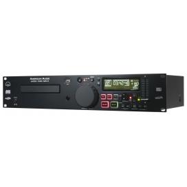 AMERICAN AUDIO UCD100MK2 CD/MP3 PLAYER