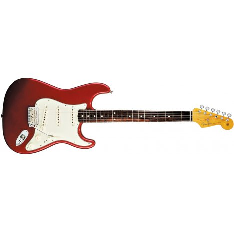 FENDER STRATOCASTER '60 MEX CANDY APPLE RED