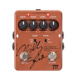 EBS BSD BILLY SHEEHAN SIGNATURE DELUXE