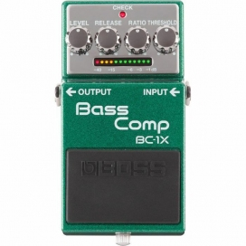 BOSS BC1X BASS COMP