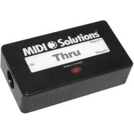 MIDI SOLUTION THRU