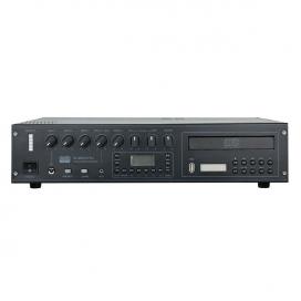 DAP AUDIO PA 805 CDTU AMPLIFICATORE 100V-80W CON CD E TUNER