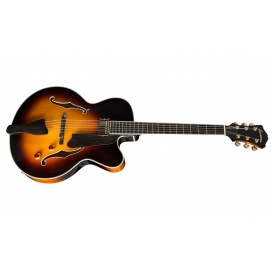 "EASTMAN AR503CE SB CLASSIC 16"" F-HOLE ARCHTOP ALL SOLID SUNBURST CUSTODIA DELUXE"