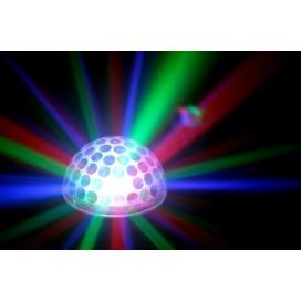 KAM MOONGLOW DMX 3X3 LED ROTANTE