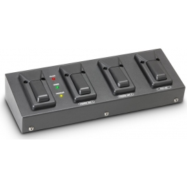 LD SYSTEMS CAMEO PARFOOT MULTI 4 PEDAL SWITCH