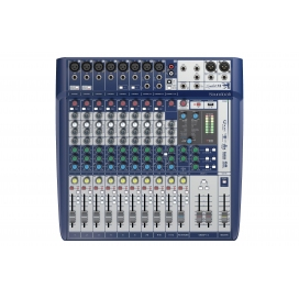 SOUNDCRAFT SIGNATURE 12 MIXER CON EFFETTI USB OUT