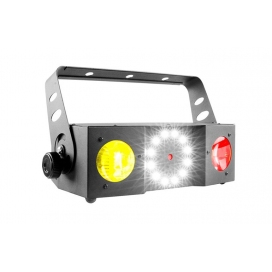 ATOMIC4DJ TWIN200 LED+LASER 2 COLORI