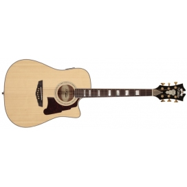 D'ANGELICO SD400 BROOKLYN NATURAL + CASE