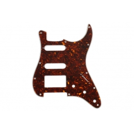 ALL PARTS PG 0995-043 HSS TORTOISE BROWN PICKGUARD