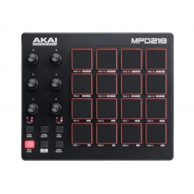 AKAI MPD218 CONTROLLER 16 PAD