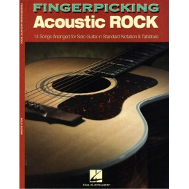 AAVV FINGERPICKING ACOUSTIC ROCK HL00699764