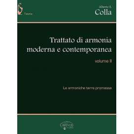 COLLA TRATTATO DI ARMONIA MODERNA VOLUME 2