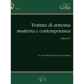 COLLA TRATTATO DI ARMONIA MODERNA VOLUME 1