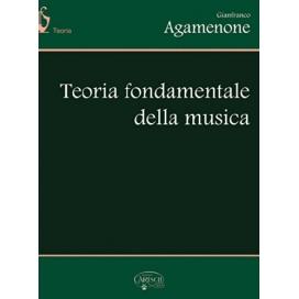 AGAMENNONE TEORIA FONDAMENTALE DELLA MUSICA MK1