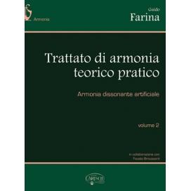 FARINA TRATTATO DI ARMONIA TEORICO PRATICO VOLUME 2