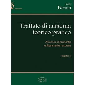 FARINA TRATTATO DI ARMONIA TEORICO PRATICO VOLUME 1