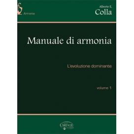 COLLA MANUALE DI ARMONIA