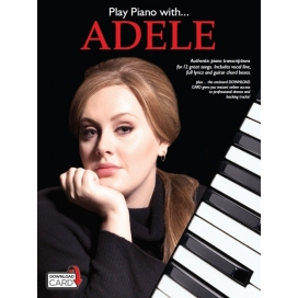 ADELE PLAY PIANO WITH....ADELE