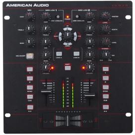 AMERICAN AUDIO MXR10 MIXER 2 CANALI