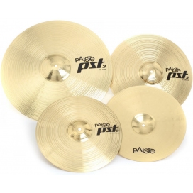 PAISTE PST-3 UNIVERSAL SET 14/16/20 + CRASH/RIDE 18