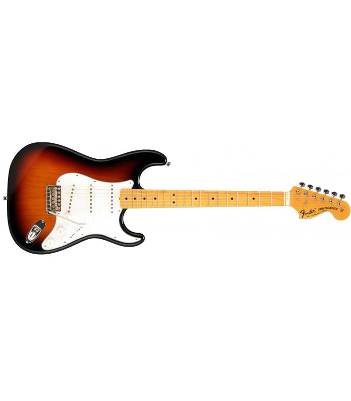 Fender Stratocaster Classic 68s Fsr Texas Special 3 Tone Sunburst