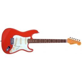 FENDER STRATOCASTER CLASSIC '60 FSR FIESTA RED