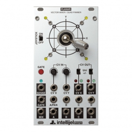 INTELLIJEL PLANAR JOYSTICK VECTOR MIXER MODULE