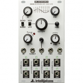 INTELLIJEL DR. OCTATURE II 4 POLE LOW PASS FILTER