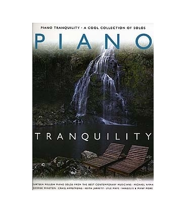 AAVV PIANO TRANQUILLITY ML903591