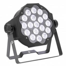 SAGITTER SLIMPAR18C 18X1W RGB LED
