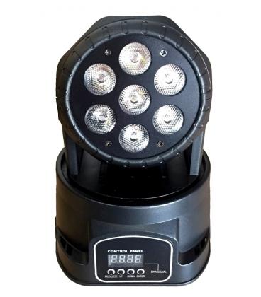 ATOMIC4DJ ML18W TESTA MOBILE LED