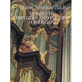 BACH COMPLETE PRELUDES AND FUGUES