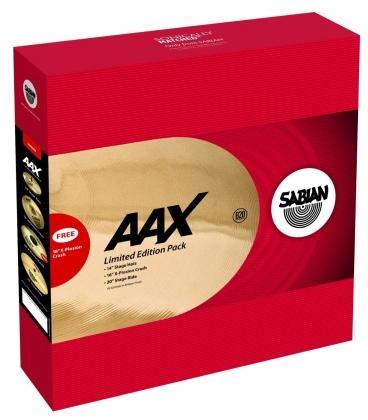 SABIAN AAX PROMOTIONAL SET 25005XXP