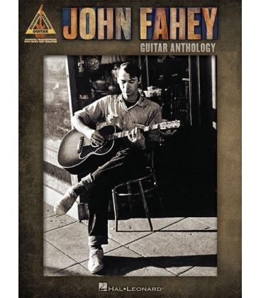 JOHN FAHEY GUITAR ANTHOLOGY