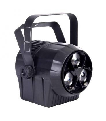 SAGITTER ESA3FZ PROIETTORE ZOOM 3X15W RGBW LED